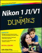 Nikon 1 J1/V1 For Dummies