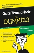 Gute Teamarbeit f&uuml;r Dummies
