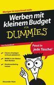 Werben mit kleinem Budget für Dummies Das Pocketbuch