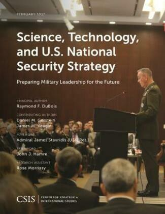 Science, Technology, and U.S. National Security Strategy