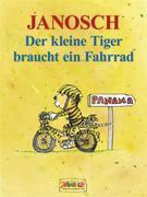 Der kleine Tiger braucht ein Fahrrad
