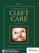 Comprehensive Cleft Care, Second Edition: Volume One