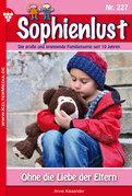 Sophienlust 227 - Liebesroman