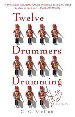 Twelve Drummers Drumming: A Mystery