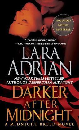 Darker After Midnight (with bonus novella A Taste of Midnight): A Midnight Breed Novel