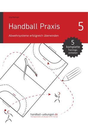 Handball Praxis 5 – Abwehrsysteme erfolgreich überwinden