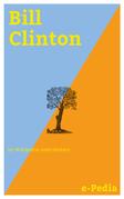 e-Pedia: Bill Clinton