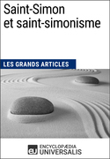 Saint-Simon et saint-simonisme