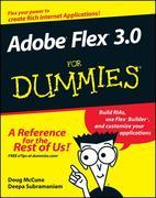 Adobe Flex 3.0 For Dummies