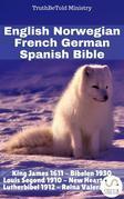 English Norwegian French German Spanish Bible