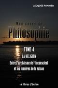 Mon cours de philosophie