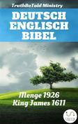 Deutsch Englisch Bibel