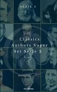 Classics Authors Super Set Serie 2 (Shandon Press)