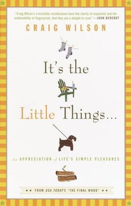 It's the Little Things . . .: An Appreciation of Life's Simple Pleasures