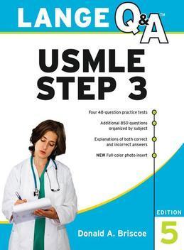 Lange Q&A USMLE Step 3