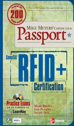 Mike Meyers' Comptia RFID+ Certification Passport