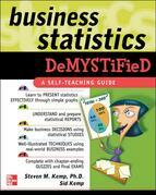 Business Statistics Demystified