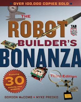 Robot Builder's Bonanza, Third Edition