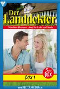 Der Landdoktor 5er Box 1 - Arztroman