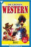 Die großen Western 5er Box 1 - Western