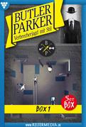 Butler Parker 5er Box 1 - Kriminalroman