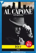 Al Capone 5er Box 1 - Kriminalroman