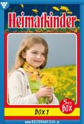 Heimatkinder 5er Box 1 - Heimatroman