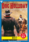 Doc Holliday 5er Box 1 - Western