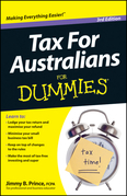 Tax for Australians for Dummies