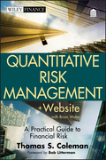 Quantitative Risk Management: A Practical Guide to Financial Risk
