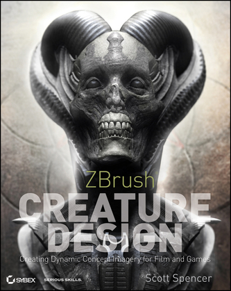 ZBrush Creature Design: Creating Dynamic Concept Imagery for Film and Games