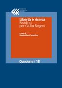 Libertà è ricerca. Reading per Giulio Regeni
