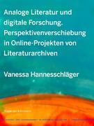 Analoge Literatur und digitale Forschung