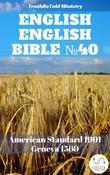 English Parallel Bible No40