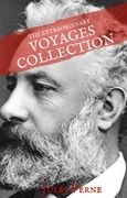 Jules Verne: The Extraordinary Voyages Collection (House of Classics)