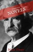 Mark Twain: The Complete Novels (House of Classics)