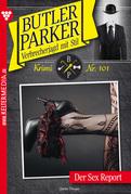 Butler Parker 101 - Kriminalroman
