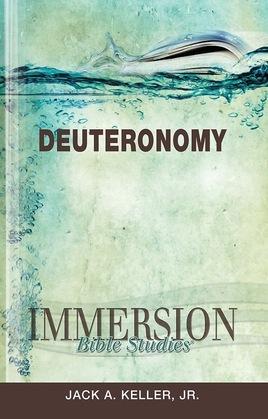 Immersion Bible Studies: Deuteronomy