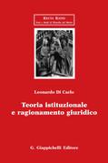 Teoria istituzionale e ragionamento giuridico