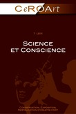 7 | 2011 - Science et conscience - CeROArt