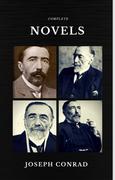 Joseph Conrad: The Complete Collection (Quattro Classics) (The Greatest Writers of All Time)