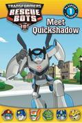 Transformers Rescue Bots: Meet Quickshadow