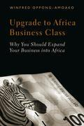 Upgrade to Africa Business Class