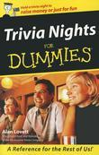Trivia Nights For Dummies