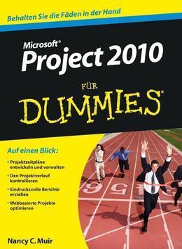 Project 2010 fr Dummies