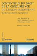 Contentieux du droit de la concurrence de l'Union européenne