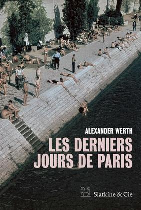 Les derniers jours de Paris
