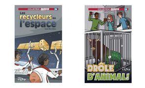 Les recycleurs de l'espace/Drôle d'animal