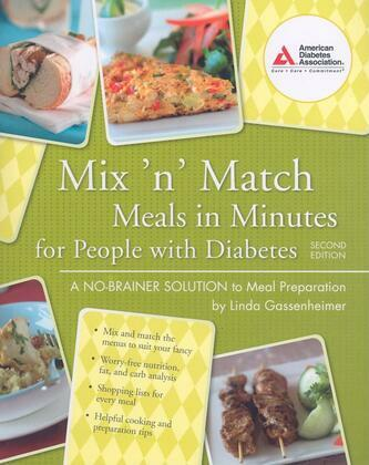Mix 'n' Match Meals in Minutes for People with Diabetes