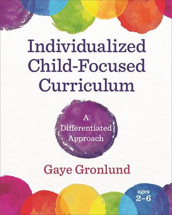 Individualized Child-Focused Curriculum